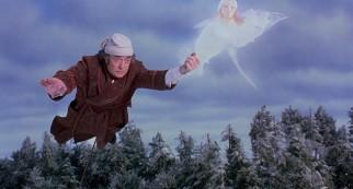 Scrooge ghosts