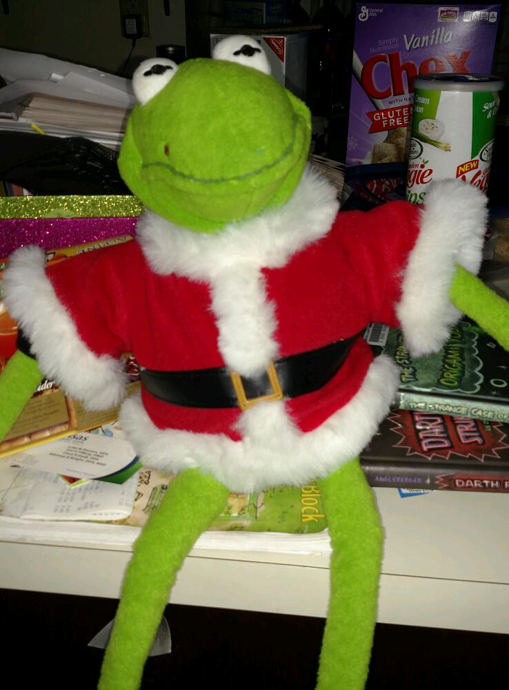 The Constantine Christmas Caper | The Muppet Mindset