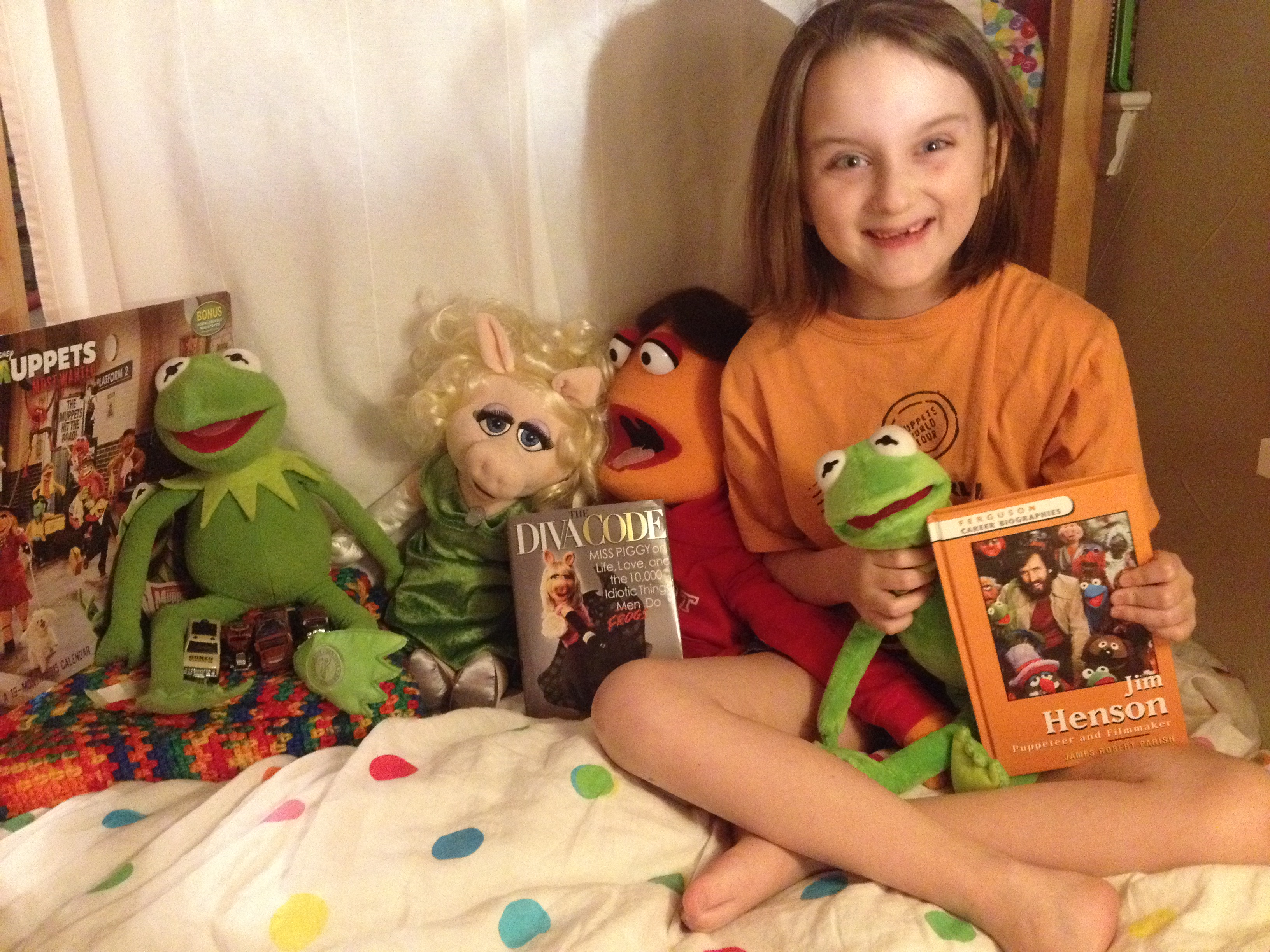 What Muppet Fans Got for Christmas 2014 | The Muppet Mindset