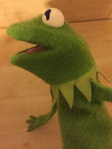 Kermit Puppet