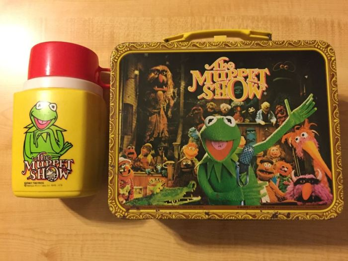 Muppet Show Lunchbox