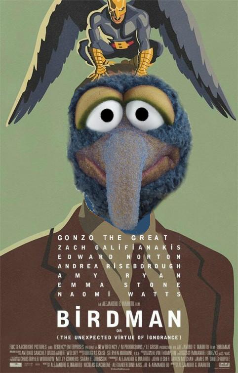 Gonzo.Birdman