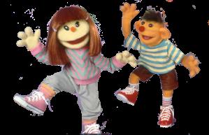 PJ and Kai-Lee