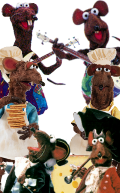Weekly Muppet Wednesdays: The Rats | The Muppet Mindset