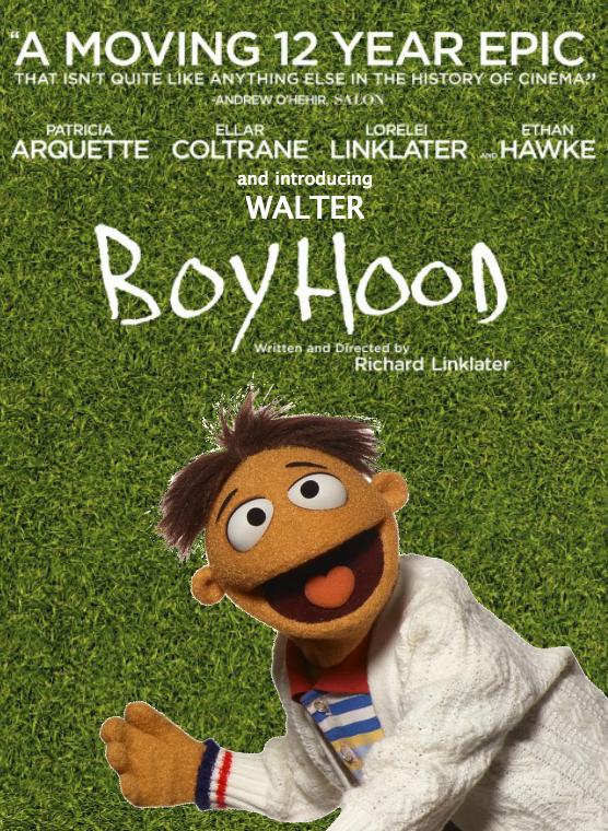Walter.Boyhood