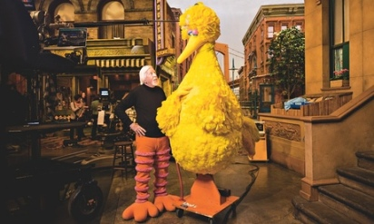 Experience: I am Big Bird