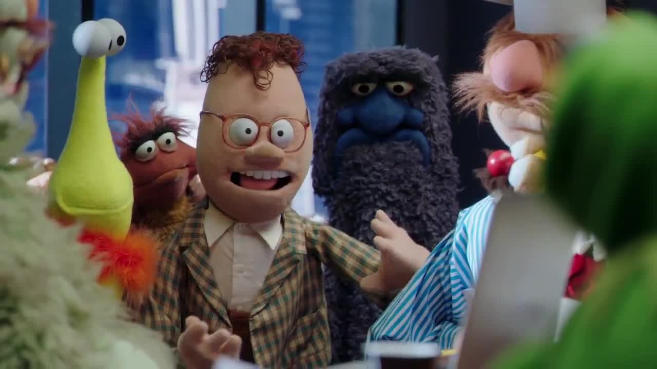 The Muppets 2015 | The Muppet Mindset