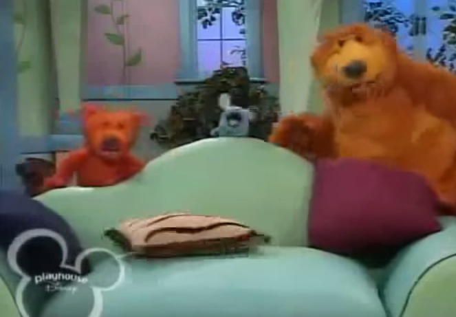 the top 10 songs of bear in the big blue house the muppet mindset rh muppetmindset wordpress com big bear in a big blue house bear in the big blue house a wagon of different color
