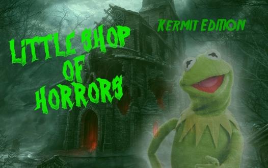 Little Shop - Kermit