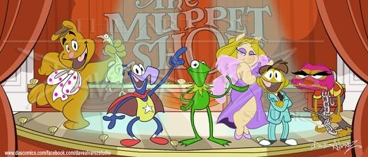 muppet_show_cast_by_davealvarez-d84acgf
