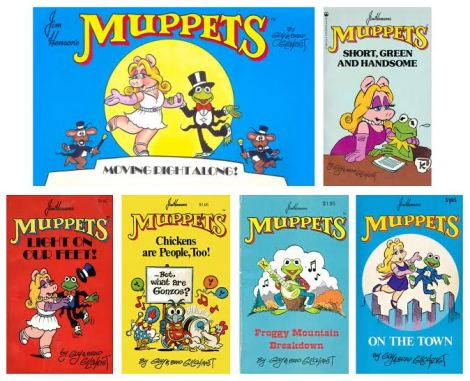 Muppets Comic Book 1
