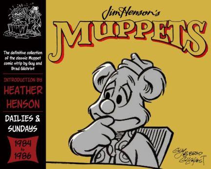 Muppets Comic Book 2
