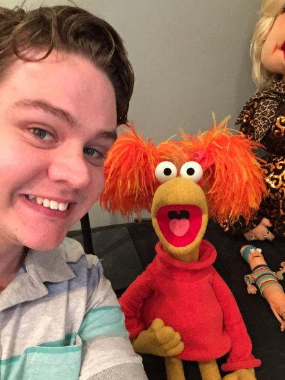 Jarrod Red Fraggle