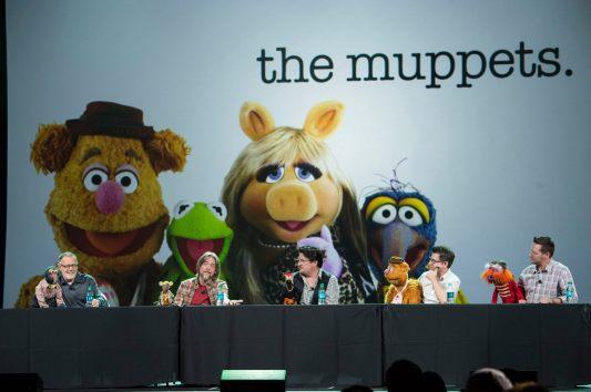 Muppeteers d34