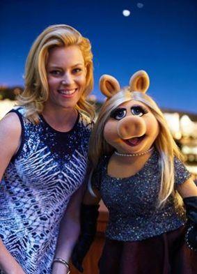 Miss Piggy Elizabeth Banks