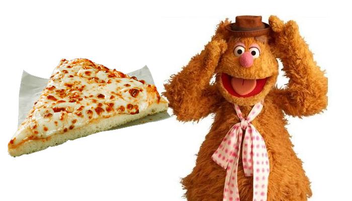 Fozzie pizza