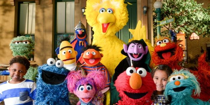 Sesame Street new