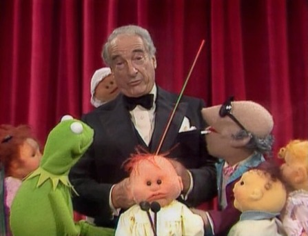 The Muppet Show Victor Borge
