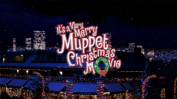 It s a very merry muppet christmas movie