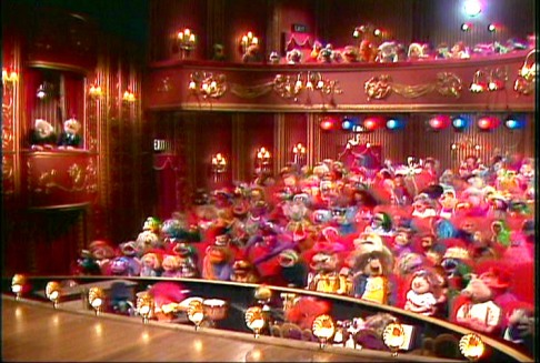 muppet audience