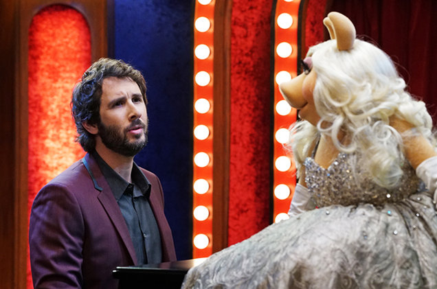 josh groban miss piggy