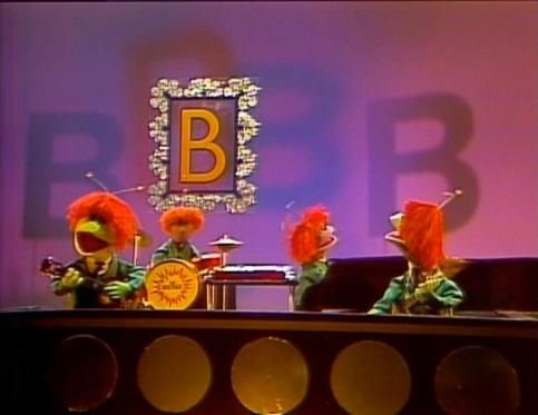 letter b beetles