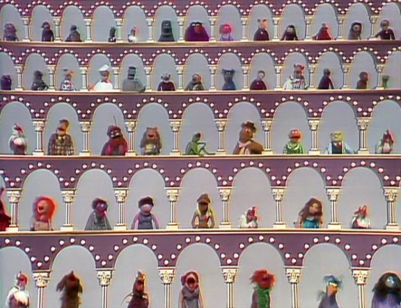 Muppet Show Theme Arches