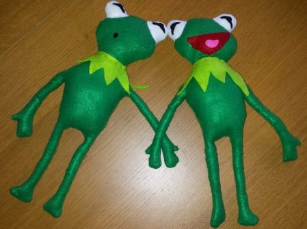 Muppets KermitConstantine