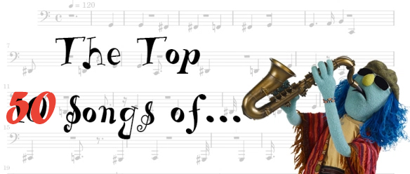 The Top 50 Songs