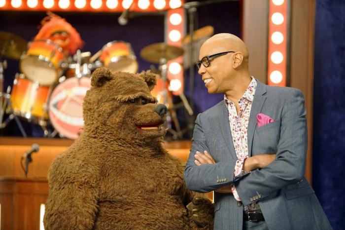 BOBO THE BEAR, RUPAUL