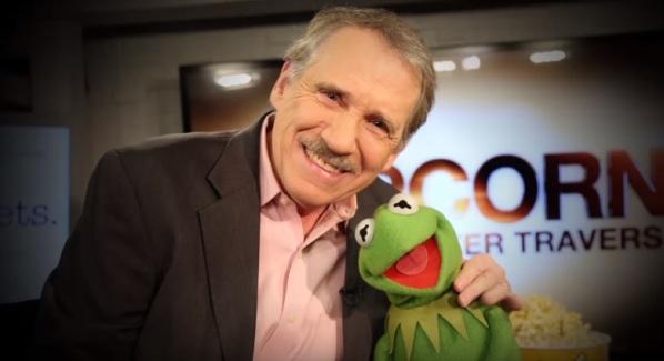 Kermit Peter Travers Popcorn