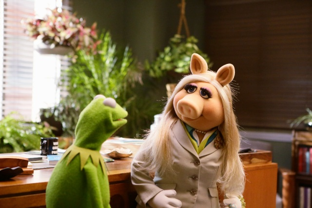 KERMIT THE FROG, MISS PIGGY