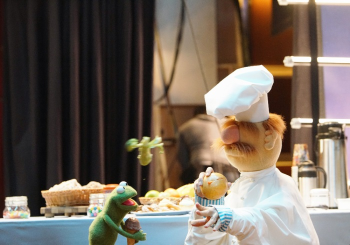 ROBIN THE FROG, SWEDISH CHEF