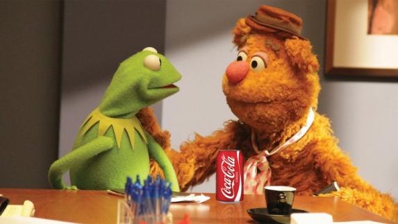 kermit fozzie coke