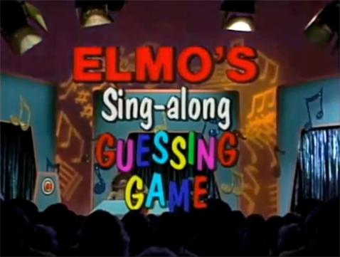 elmos sing along
