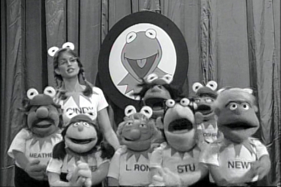 kermit the frog club