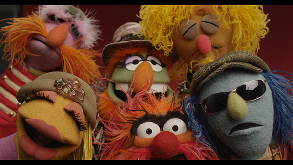 electric mayhem