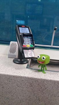 1 Kermit Buys a Ticket