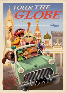 muppets-tour-the-globe-poster-eric-tan