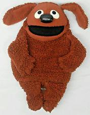rowlf-puppet