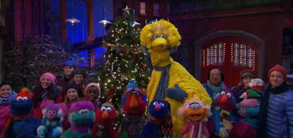 Review: Once Upon A Sesame Street Christmas | The Muppet Mindset