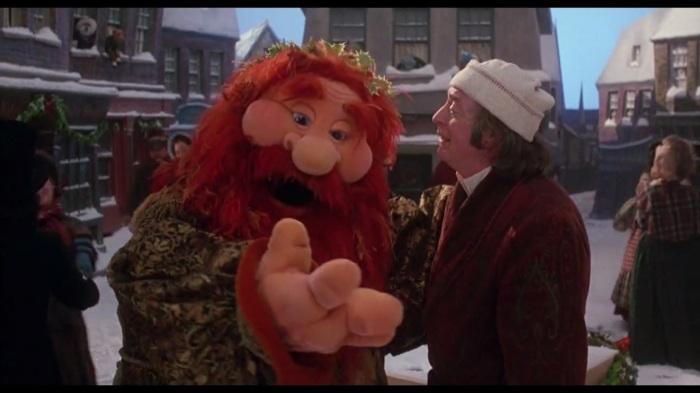 Muppet Christmas Carol Ghost Of Christmas Present.The Muppet Christmas Commentary Part 2 The Muppet Mindset