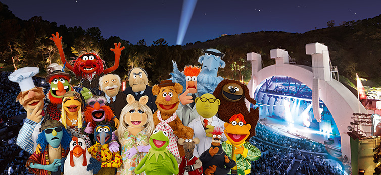 The Muppets Take The Hollywood Bowl Details