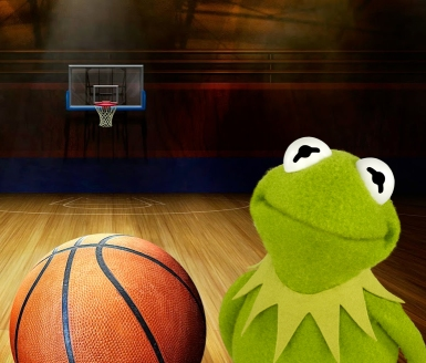 Kermit Basketball