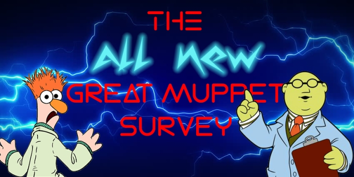 Great Muppet Survey