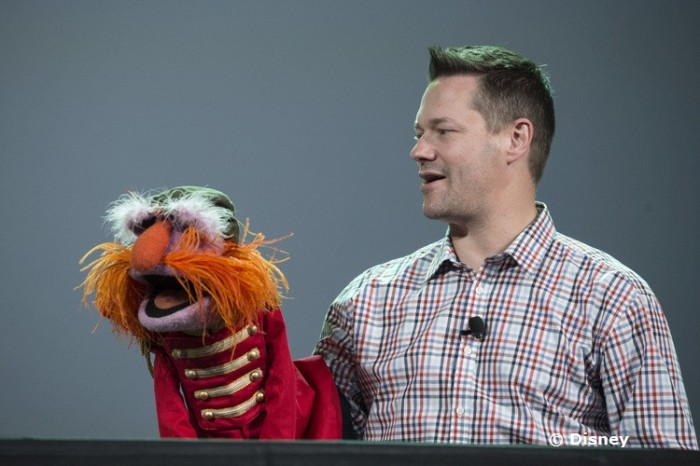 D23 EXPO 2015, The Magic Behind the Muppets