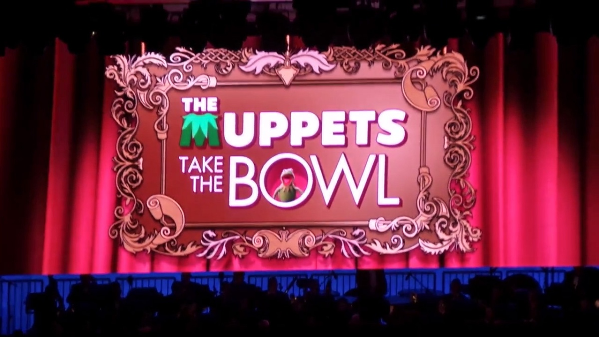 The Muppets Take The Bowl - Videos