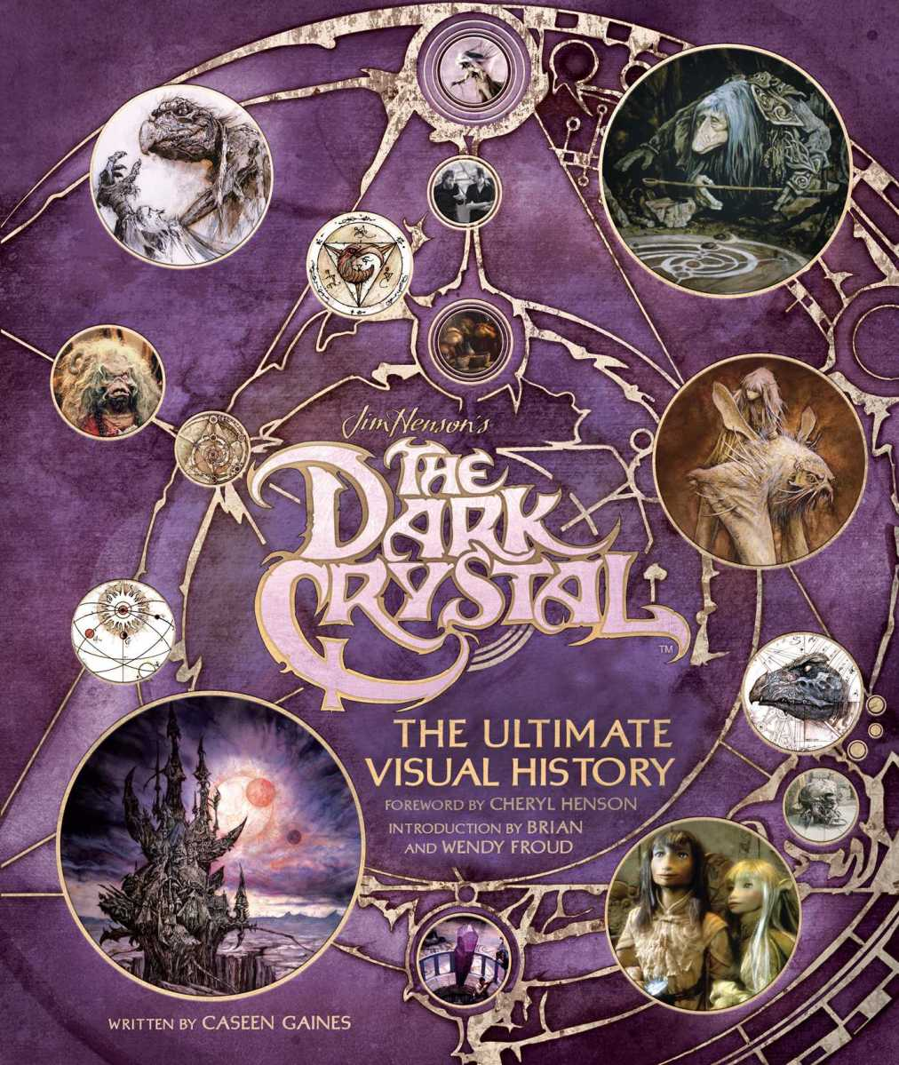 A Discussion With Caseen Gaines, Author of 'The Dark Crystal: The Ultimate Visual History'