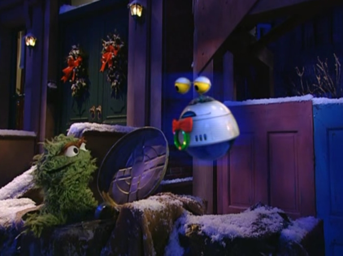 A Sesame Street Christmas Carol.Why Does This Exist A Look At A Sesame Street Christmas