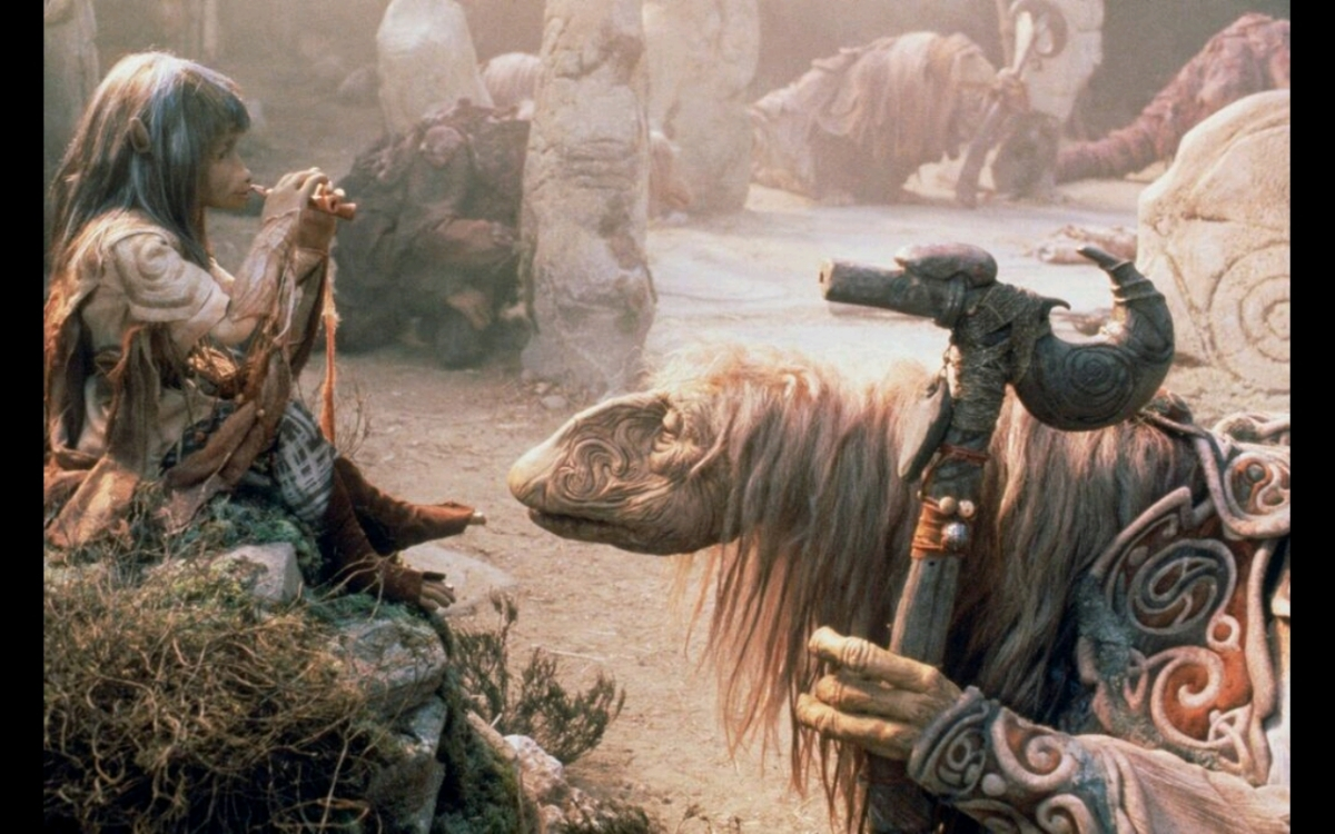 Dark Crystal Is Getting A Re-Release!